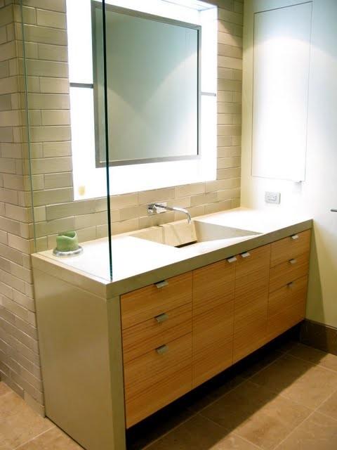 Bathroom Mirror In Front Of Window design in mind: mirror in front of a window | coats homes