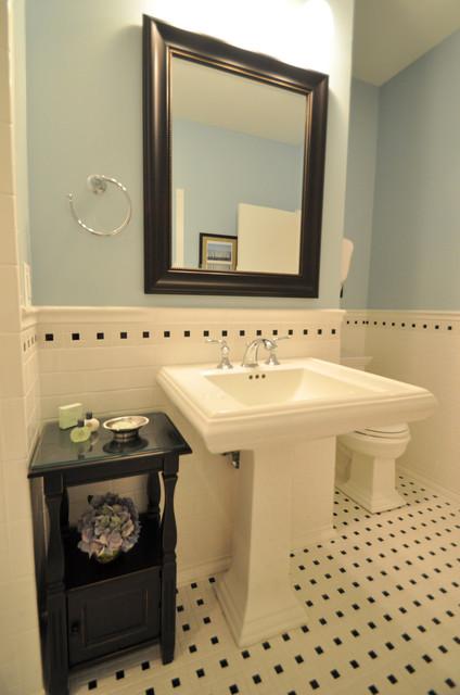 Guest Bathroom Contemporary Bathroom Charleston By