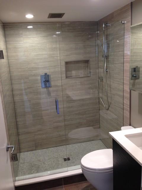 Guest bathroom contemporary bathroom vancouver for Contemporary guest bathroom ideas