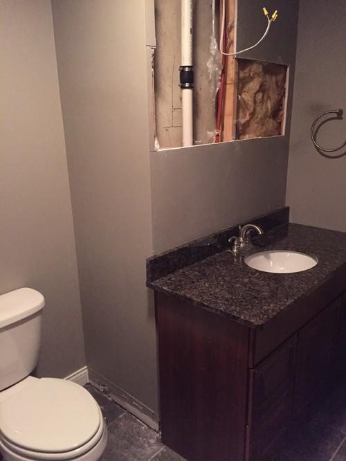 Bathroom Vanity Not Against Wall Vanity Ideas