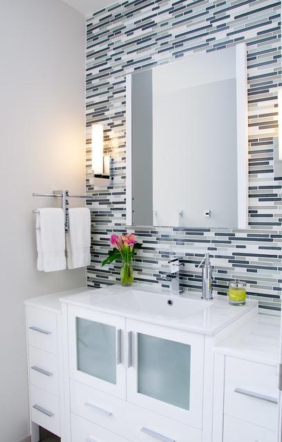 Guest Bathroom Contemporary Bathroom Philadelphia