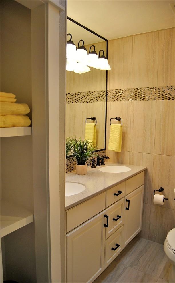 Guest Bathroom   Ormond Beach, FL - Traditional - Bathroom ...