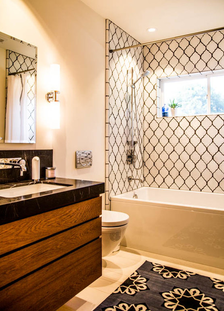 Guest Bathroom Remodel Modern Bathroom San Francisco