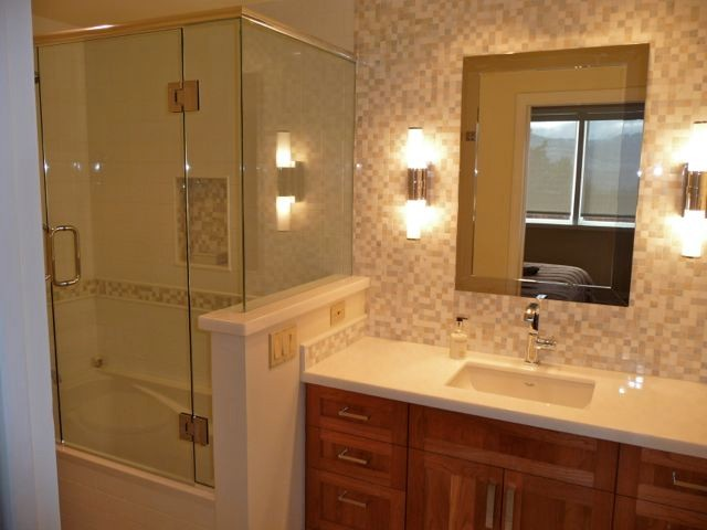 guest bathroom remodel contemporary bathroom other metro by