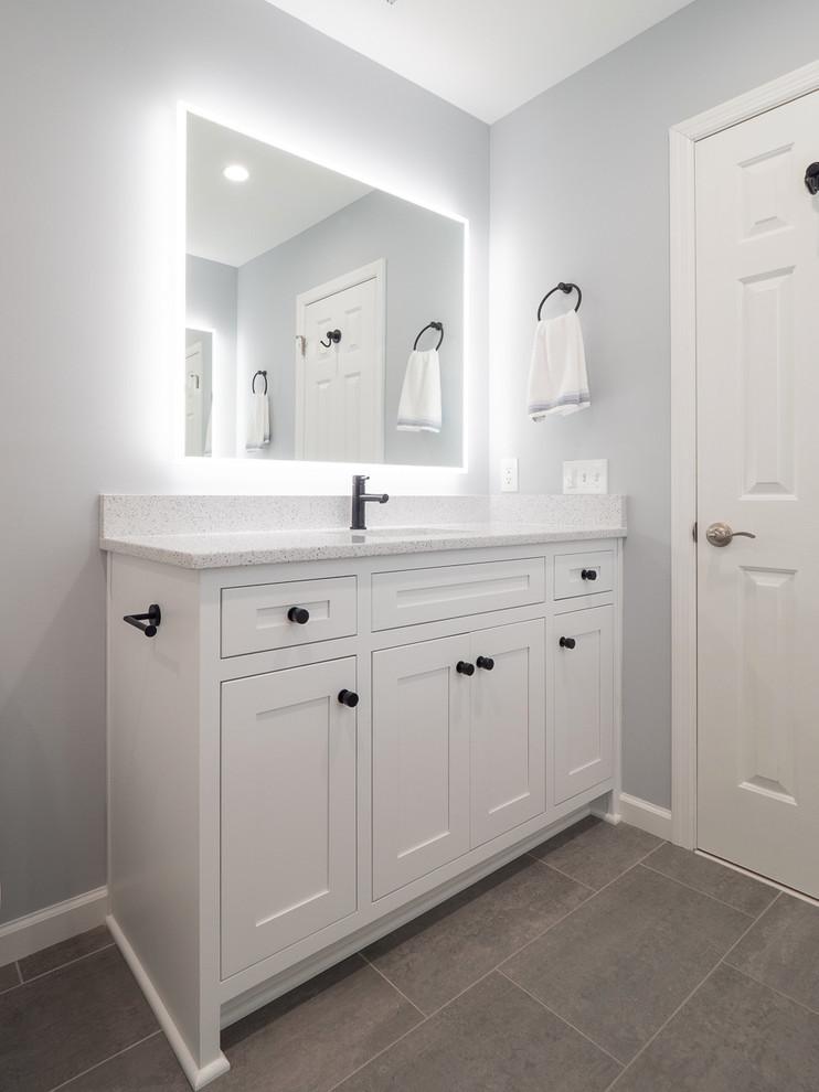 Guest Bathroom Remodeling, Brickyard Plantation, Mt ...