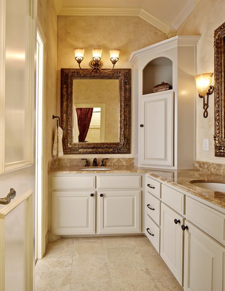 Guest Bathroom Retreat - Traditional - Bathroom - Dallas ...