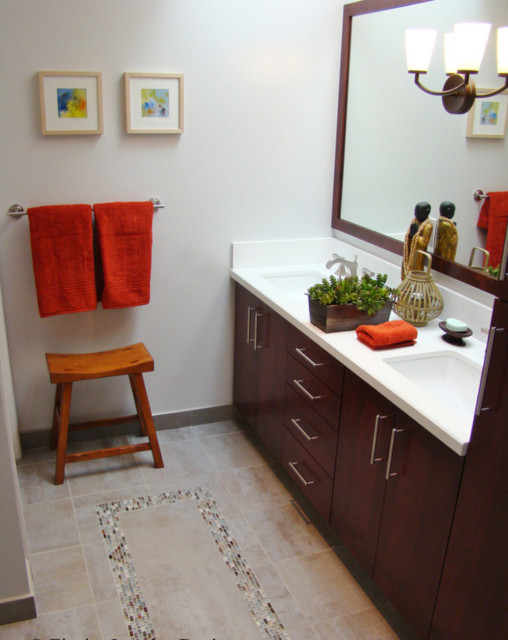 guest bathroom san jose ca contemporary bathroom other metro