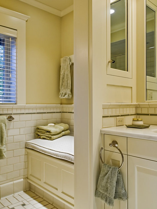 Subway Tile Border Home Design Ideas Pictures Remodel