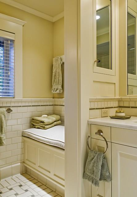 Guest Bathroom traditional-bathroom