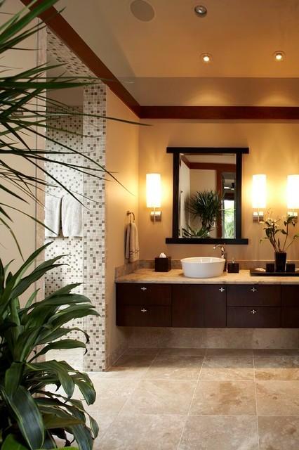 Guest Bathroom asian-bathroom