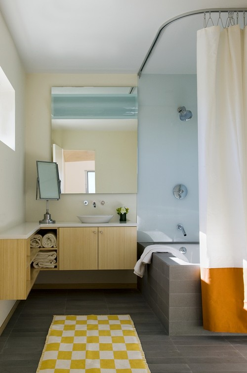 Modern Bathroom By Boston Architects Building Designers Zeroenergy Design