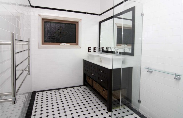 Guildford Renovation Federation Style Bathroom