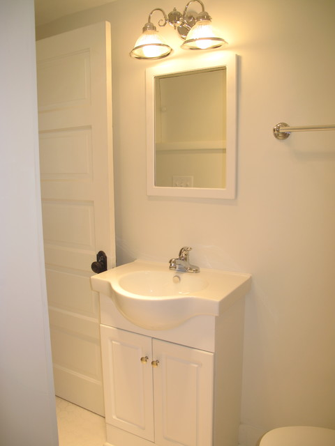 Guilford Residence traditional-bathroom