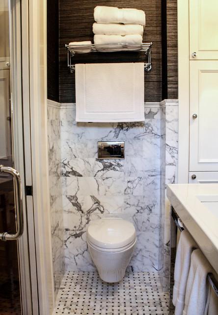 Gunning Residence traditional-bathroom