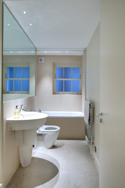 H mount for Bathroom design companies london