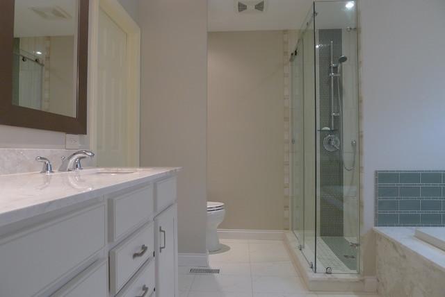H contemporary-bathroom