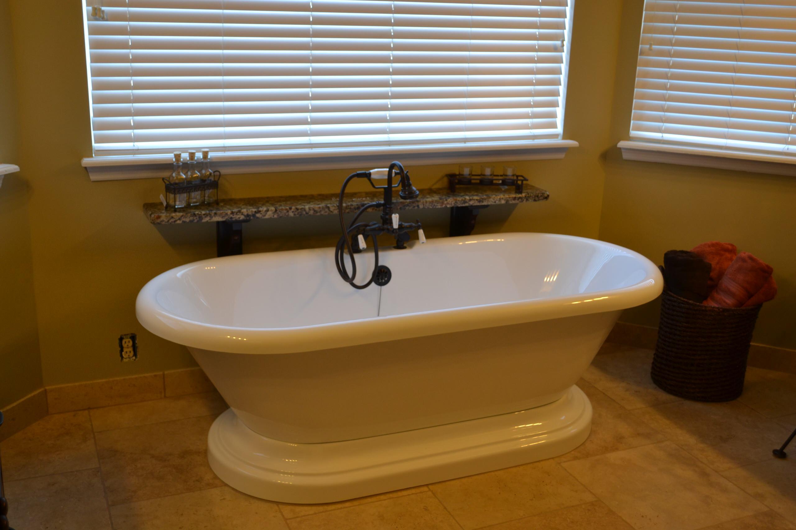 Haag Master bath
