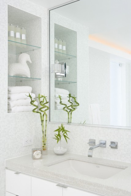 Habachy Designs bathroom