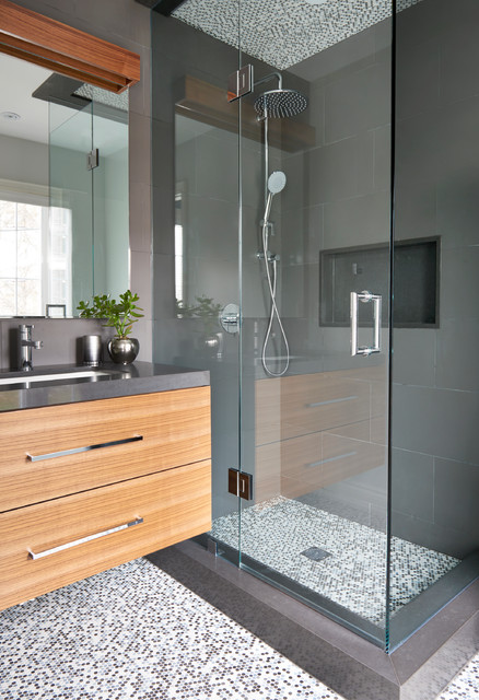 Contemporary Bathroom Pics haddington residence - contemporary - bathroom - toronto -