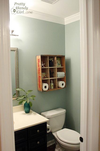 Half Bathroom traditional-bathroom