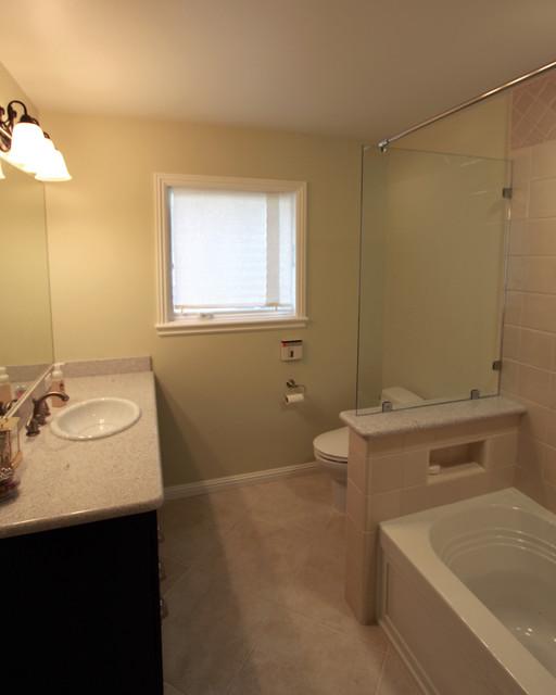 Hall Bath traditional-bathroom