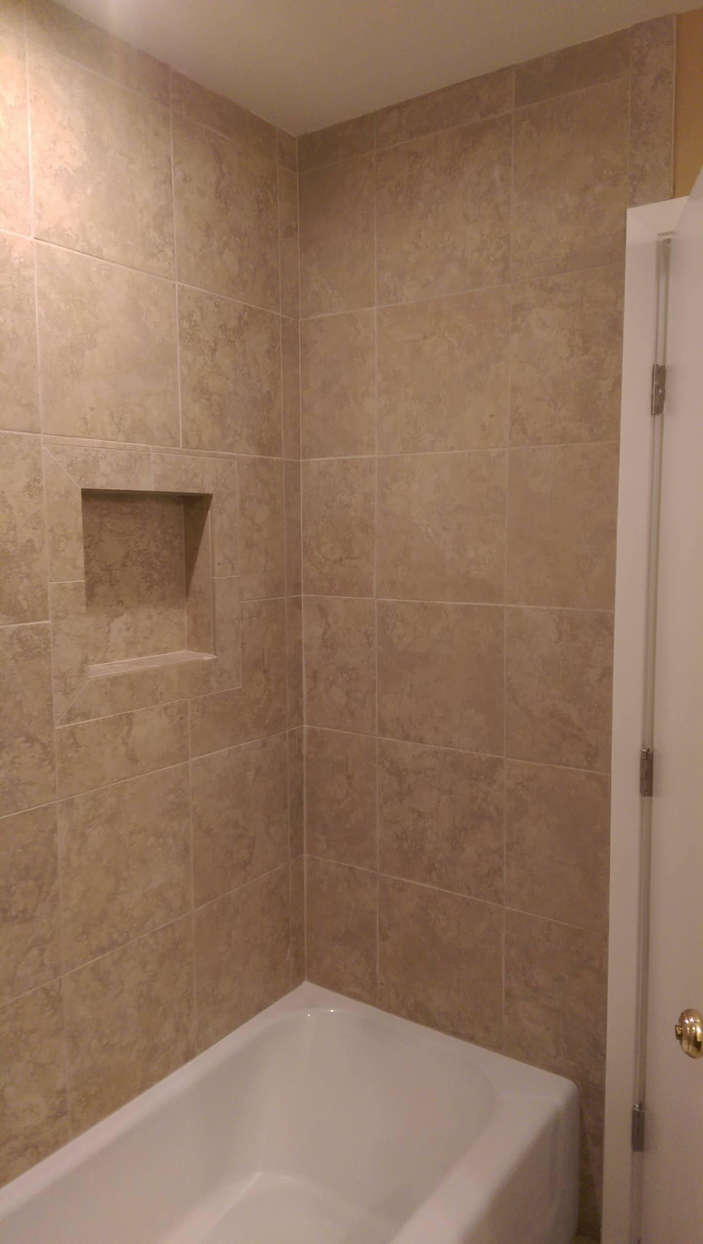 Hall Bath Update 02