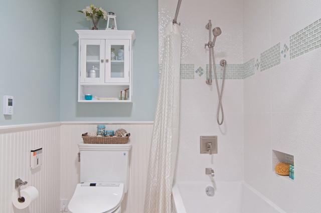 Hall Bathroom traditional-bathroom