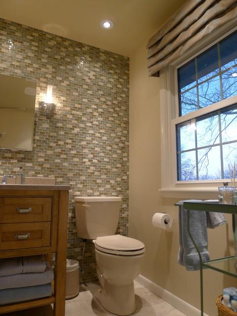 Hall Bathroom Traditional Bathroom Indianapolis By