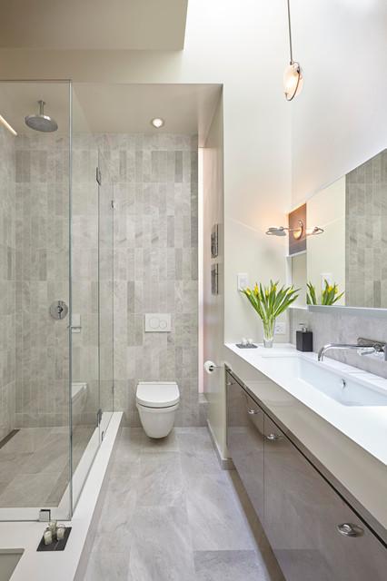 Hall Residence San Francisco Contemporary Bathroom San Francisco By Jeff Alan Gard Architect