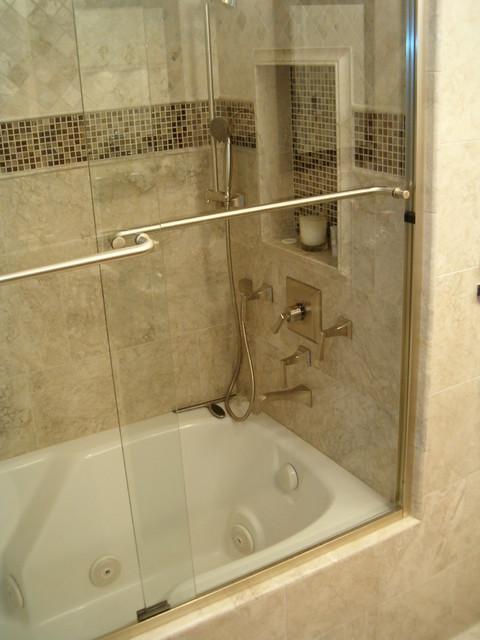 Hallawell Bath contemporary-bathroom