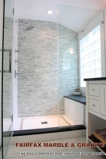 HAMBLETON CONSTRUCTION JOBS contemporary-bathroom