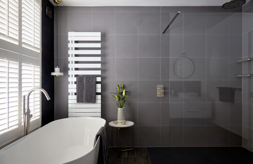 Hammersmith, London - Contemporary - Bathroom - Kent - by ...