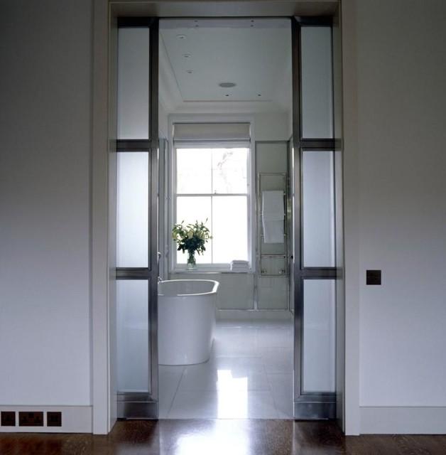 Hampstead House 2 contemporary-bathroom
