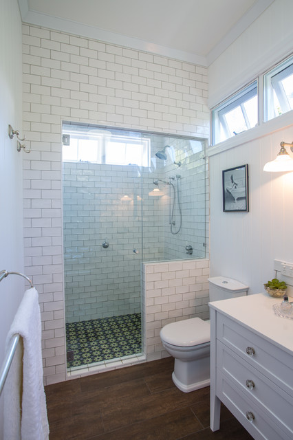 Hampton Style Bathroom Traditional