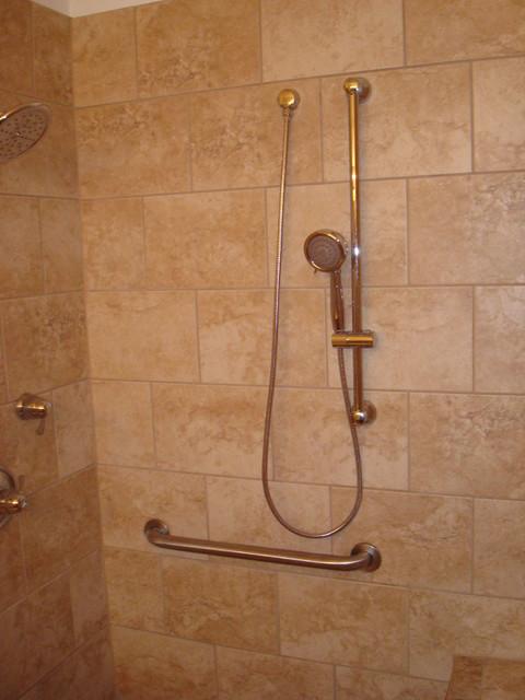 Handicap Bathroom Remodel traditional-bathroom