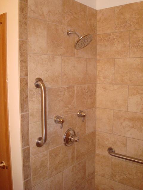 Handicap Bathroom Remodel
