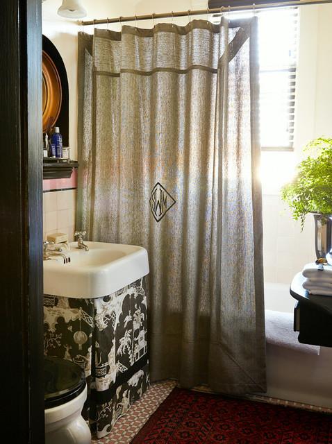 Handsome San Francisco - Traditional - Bathroom - San Francisco - by ...
