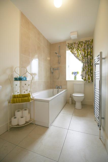 Hansfield Homes Dublin 15 Modern Bathroom Dublin By Project