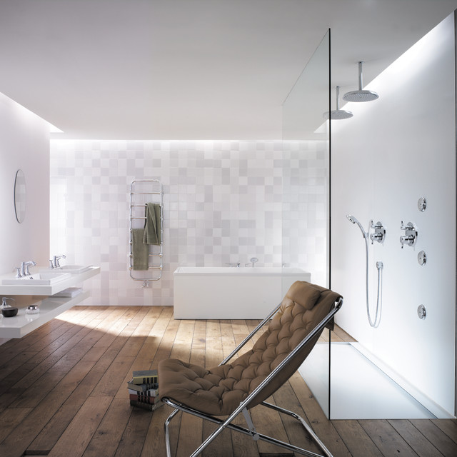 Hansgrohe modern-bathroom