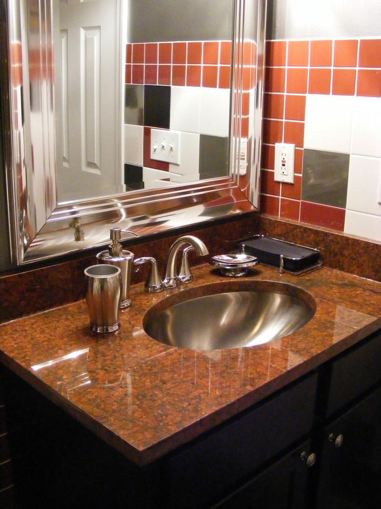 Harley Davidson Bathroom Traditional