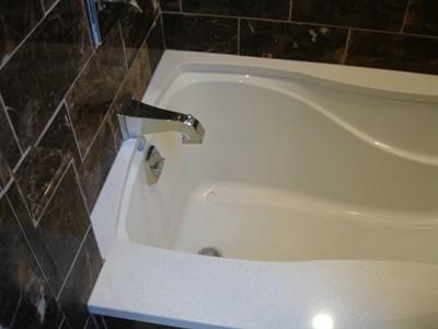 Harris Project traditional-bathroom