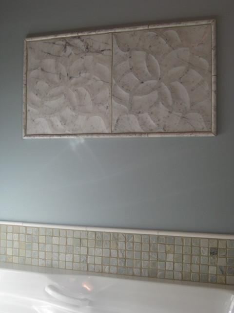 Hartland - master bathroom remodel contemporary-bathroom