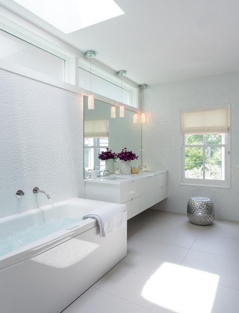 Harvard Square Renovation Transitional Bathroom Boston By Hammond Design