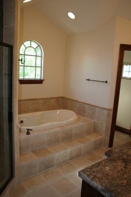 Harvard yale remodel traditional bathroom salt lake for Bath remodel salt lake city