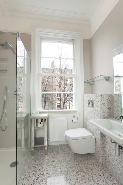 Terrazzo Tile in the Bathroom