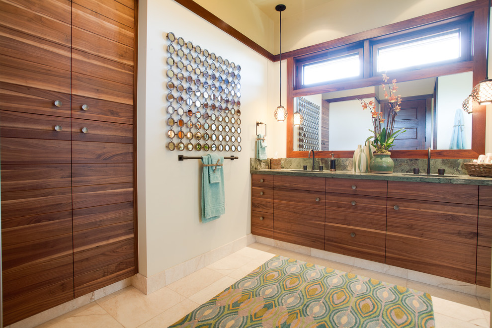 Hawaii 1 - Tropical - Bathroom - Vancouver - by Norelco ...