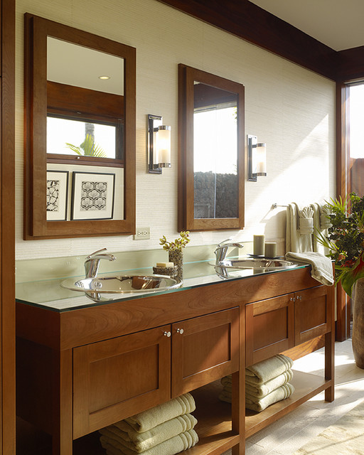 Hawaii Residence Tropical Bathroom Hawaii By