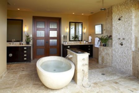 Hawaiian Contemporary - Tropical - Bathroom - hawaii - by ...