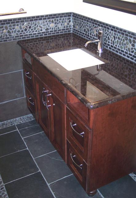 Haysboro Bathroom traditional-bathroom