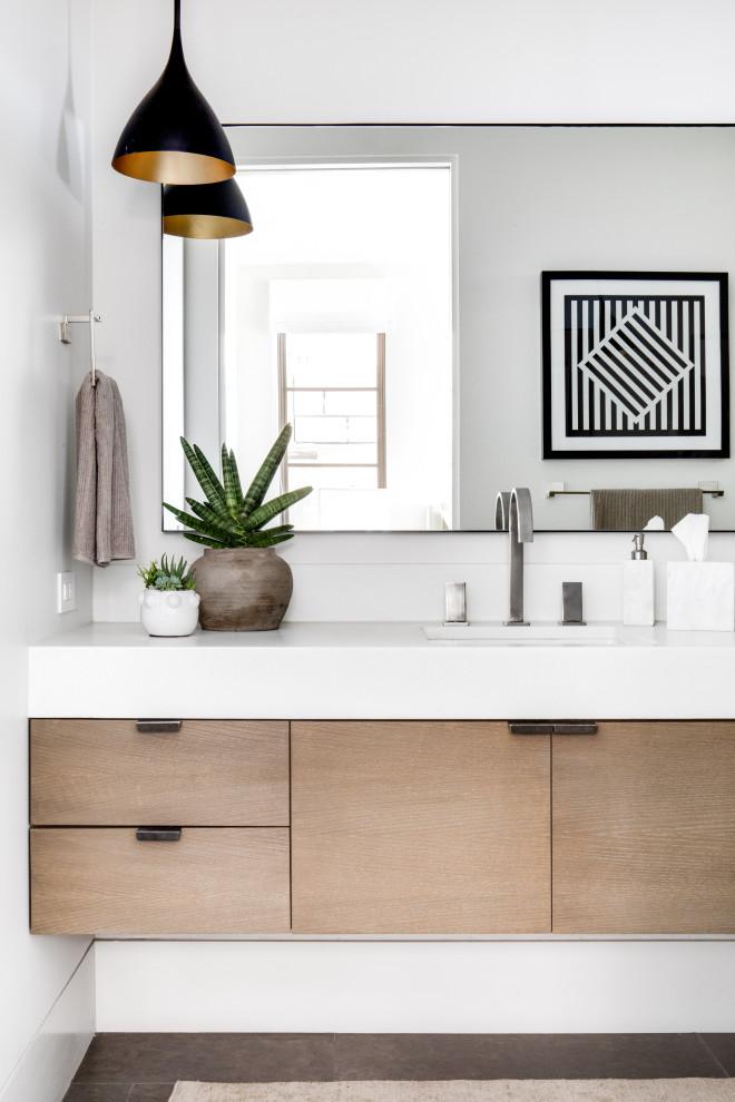 Hazel I - Contemporary - Bathroom - Orange County - by ...
